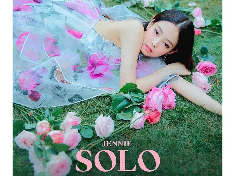 Jennie BLACKPINK Rilis SOLO, #JennieSolo Jadi Trending Topic