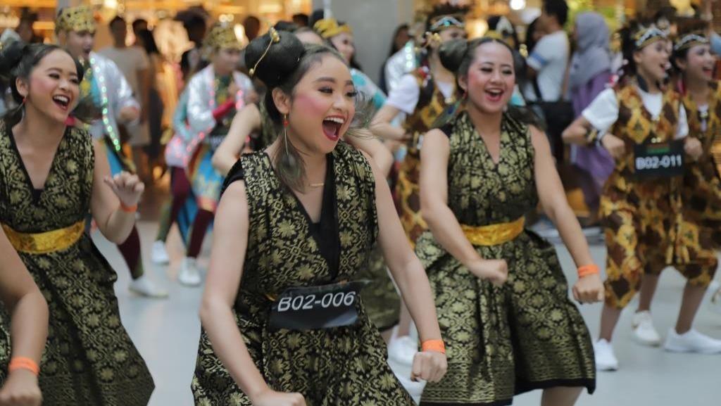 Jevin Julian Aransemen Lagu Daerah untuk Indonesia Menari 2019