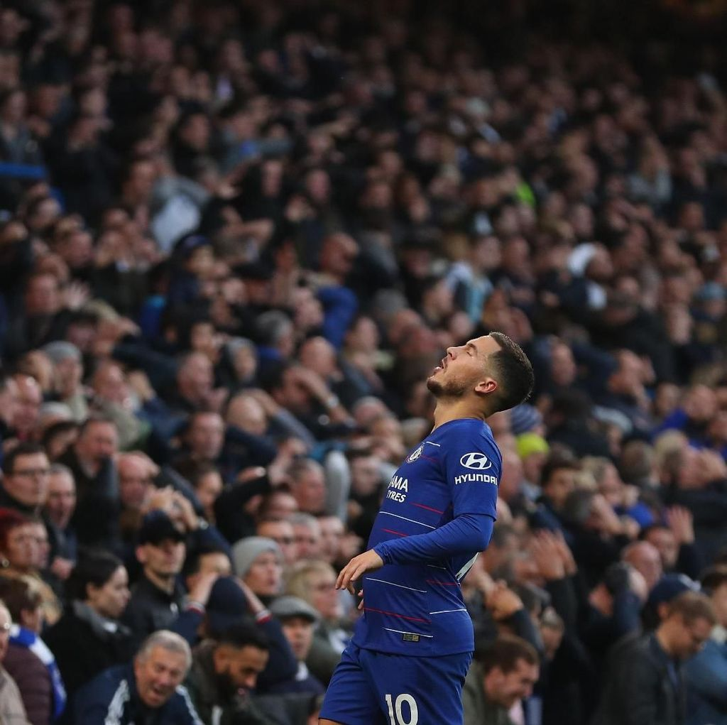 Bersinar di Musim Ini, Hazard Mengaku Kelelahan