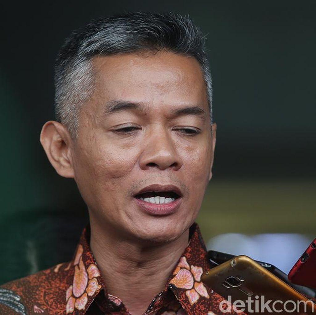 KPU Tak Bisa Pecat Langsung Anggota Rangkap Pengurus Gerindra