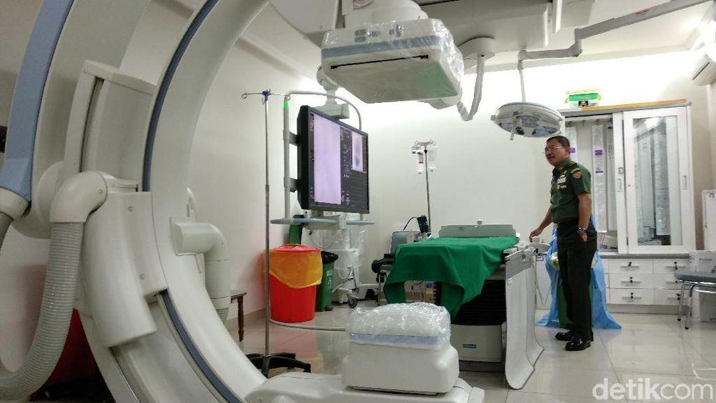 Foto: Mengintip Ruang Cuci Otak dr Terawan yang Kontroversial