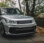 Range Rover Sport Kian Kinyis di Tangan Kahn Design