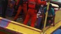 Seluruh Nelayan Terombang Ambing di Perairan Sukabumi Dievakuasi