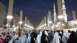 Masjid Nabawi dan Potret Keindahannya