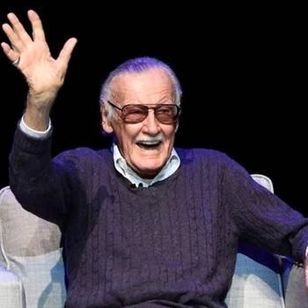 Stan Lee Perkenalkan Superhero Baru di Buku Alliance: A Trick of Light