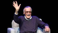 Stan Lee Perkenalkan Superhero Baru di Buku Alliance: A Trick of Light
