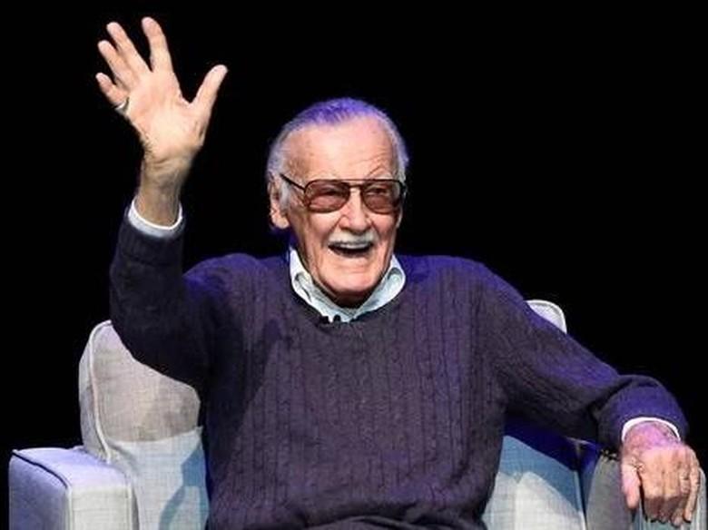 Benarkah Stan Lee Sudah Sempat Menyaksikan Avengers: Endgame?