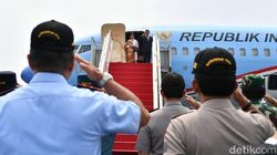 Jokowi Terbang ke Singapura Hadiri KTT ASEAN