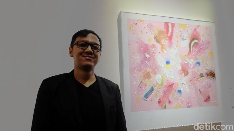 Yogie Achmad Ginanjar Bicara Ketegangan Rasial dalam Warna Pink  Foto: Tia Agnes/ detikHOT