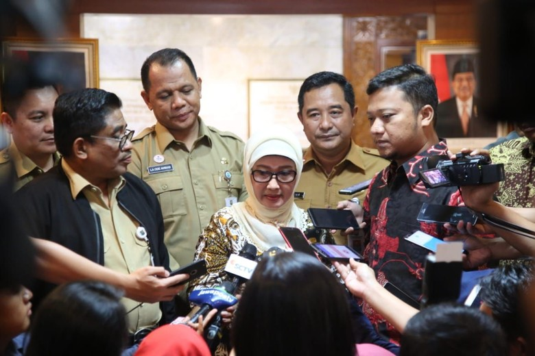 Soal Bupati Anna Mundur, Ridwan Kamil Tunggu Respons Kemendagri