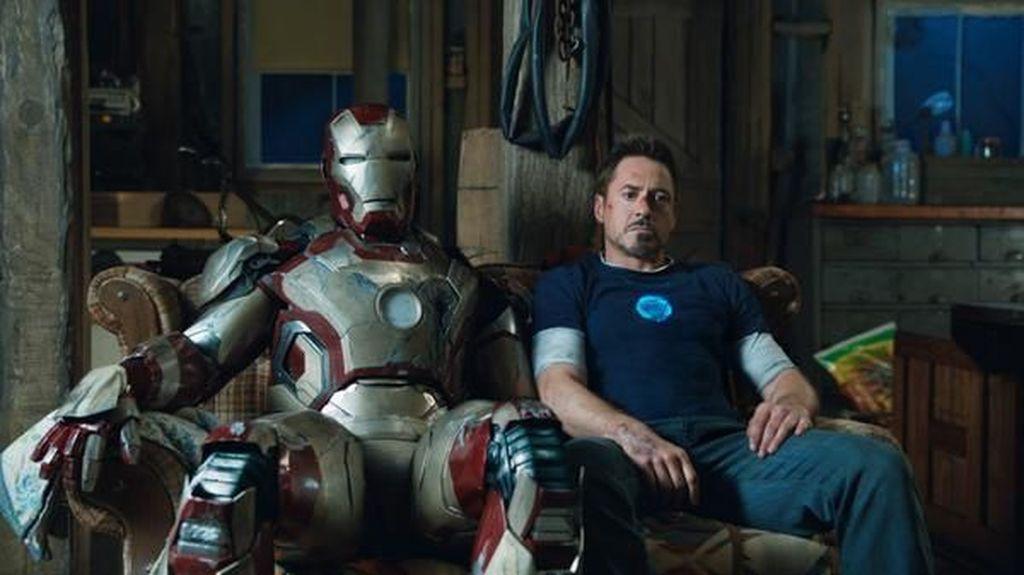Marvel Seperti Menang Judi saat Film Iron Man Sukses Besar