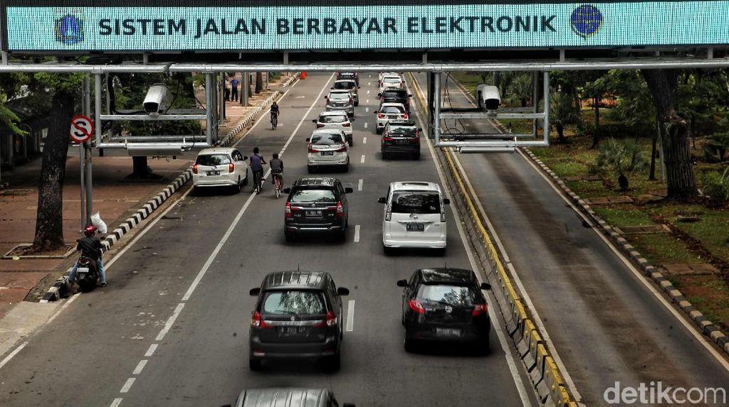 Nasib Jalan Berbayar di Jakarta Setelah Ganjil Genap Diperluas