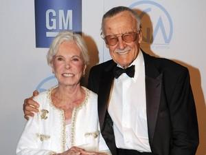Mengenang Kisah Cinta Stan Lee Untuk Istri: Dia Wanita yang Selalu Aku Gambar