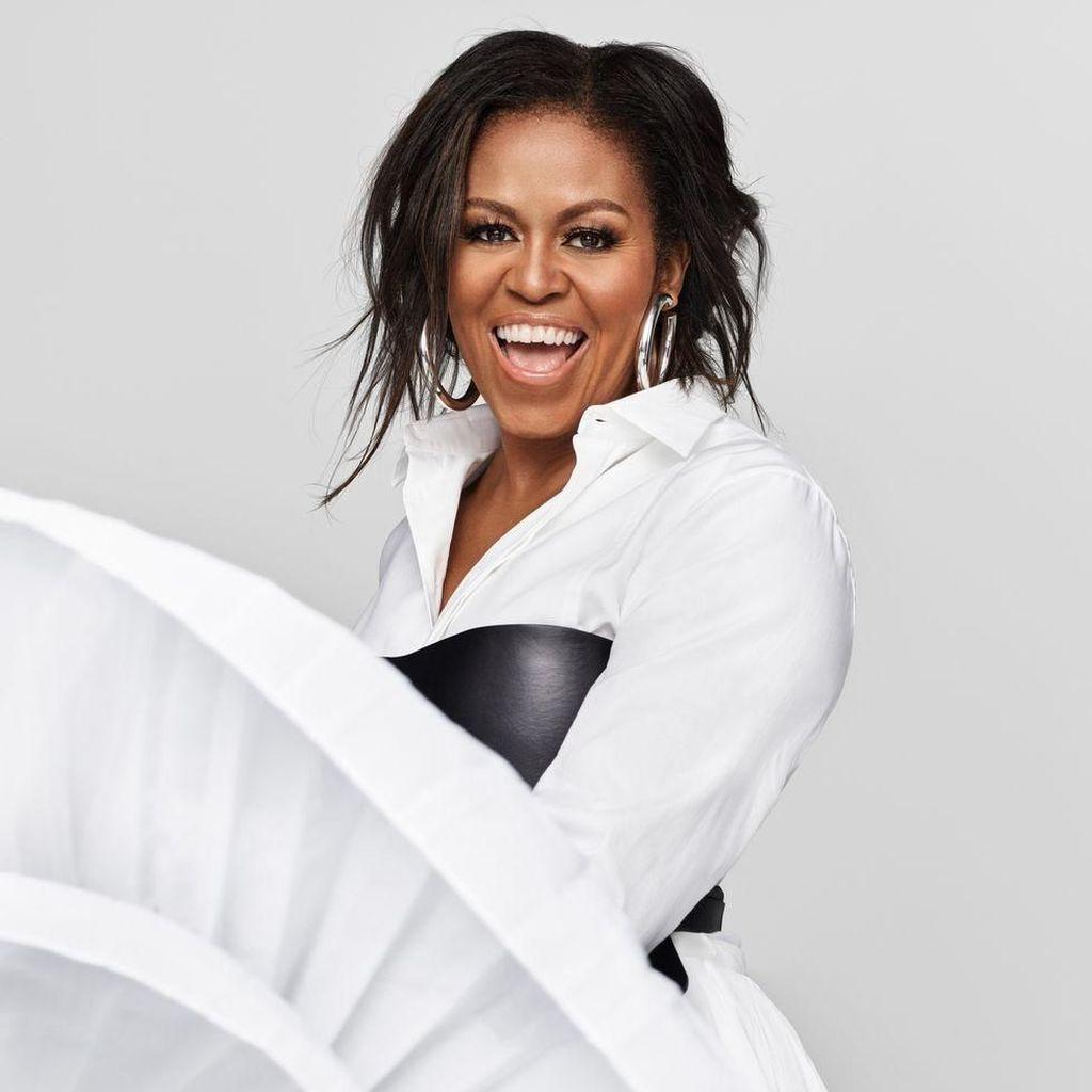 Terlaris di 2018, Buku Michelle Obama Bakal Terbit di Indonesia