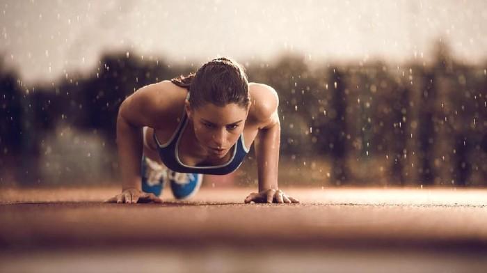 Olahraga yang tidak terukur bisa memicu over training (Foto: iStock)