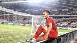 Andik Tak Menyangka Jadi Man of The Match