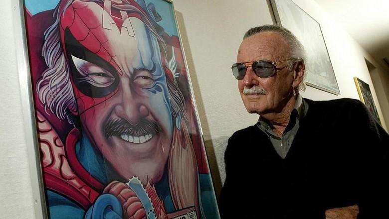 Joe Russo Ungkap Marvel Akan Garap Dokumenter Stan Lee