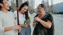 Kisah Nadine & Dimas Anggara Berbaur dengan Suku Maori