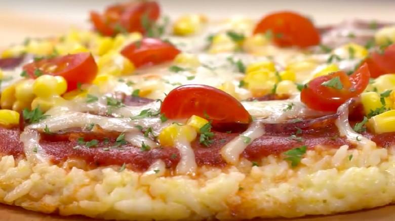 Resep Pizza Nasi/Foto: Semua Bisa Masak TransTV