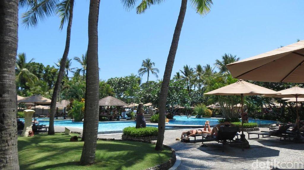 Foto: Hotel Mewah yang Sayang Alam di Bali