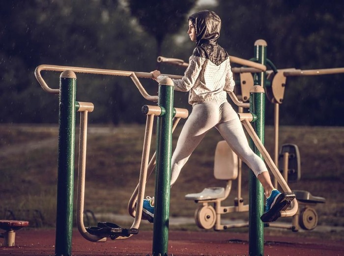 Tidak ada istilah olahraga asal-asalan, aktif bergerak itu penting (Foto: iStock)