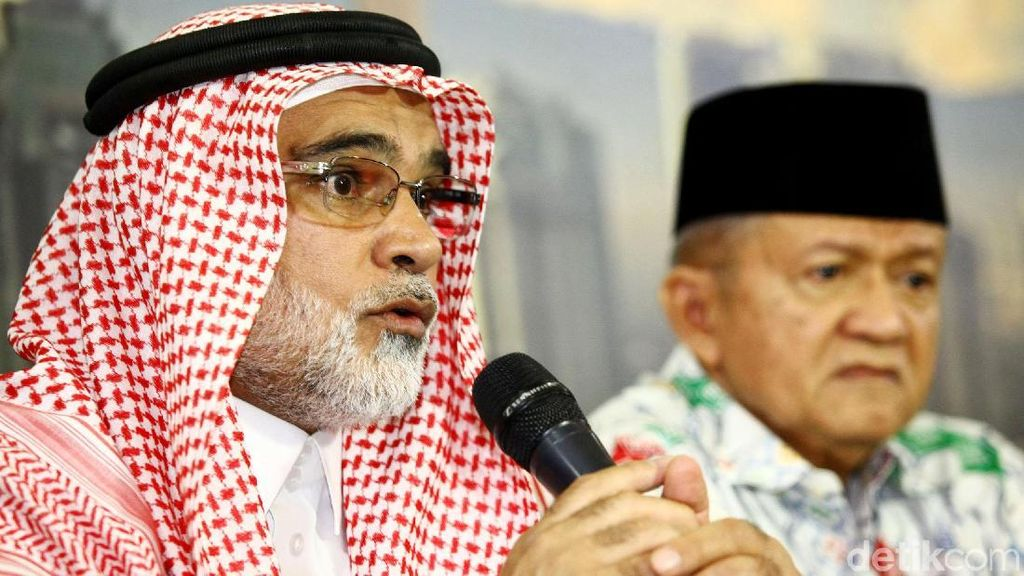 Saat Dubes Arab Saudi Bicara Soal Kasus Rizieq Hingga TKI Tuti
