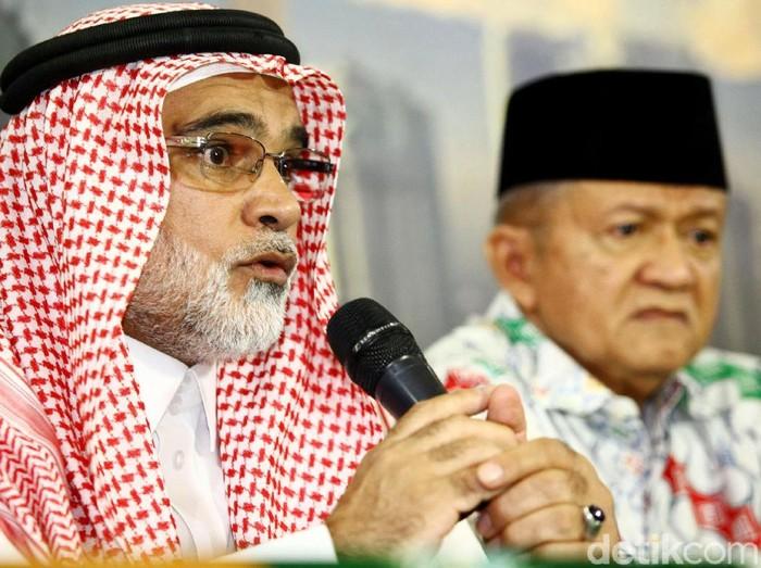 Dubes Arab Saudi Osama bin Mohammed Abdullah Al Shuabi (Foto: Grandyos Zafna)