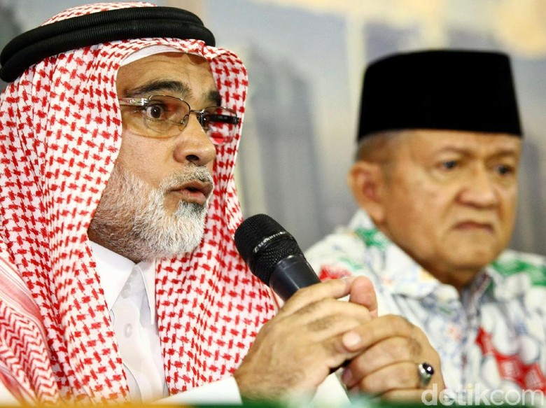 Dubes Saudi Bicara Pembakaran Bendera Sampai Habib Rizieq