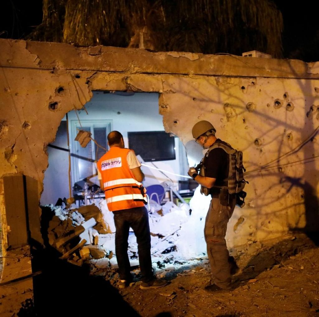 Mesir Serukan Israel Hentikan Aksi Militer di Gaza