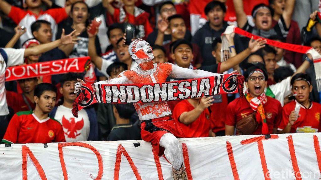 PSSI Rilis Harga Tiket Indonesia vs Vanuatu