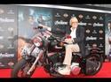 Stan Lee dan Moge Harley-Davidson