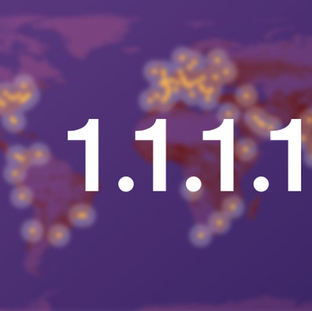 Aplikasi DNS Cloudflare Kini Tersedia di Android dan iOS