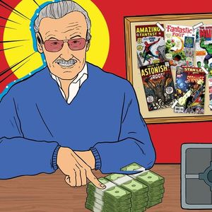 Karya dan Harta Stan Lee si Legenda Marvel