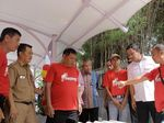 Pesan Wali Kota Semarang untuk PKL di Shelter Taman Indonesia Kaya