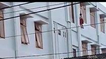 Viral Video Bocah SD Lompat dari Lantai 3 Sekolahnya di Sleman