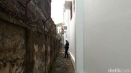 Melihat TKP Jatuhnya Bocah SD dari Lantai 3 yang Videonya Viral