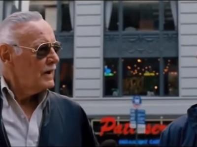 Foto: Lokasi-lokasi Cameo Stan Lee di Film Marvel