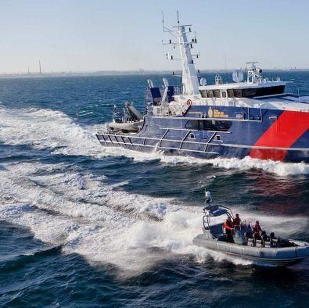 Peretas Iran Dituduh Jebol Keamanan Pabrik Kapal Perang Australia