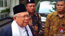 PSI Tolak Perda Keagamaan, Ini Kata Maruf Amin