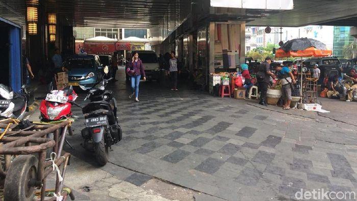 Foto: Pasar Tanah Abang (Puti Aini-detikFinance)