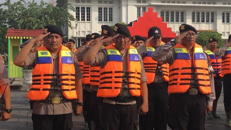 Polisi Siap Koordinasi dengan TNI soal Penanganan Banjir di Jakbar