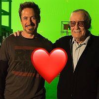 Saat Para Avengers Berduka Atas Kepergian Stan Lee