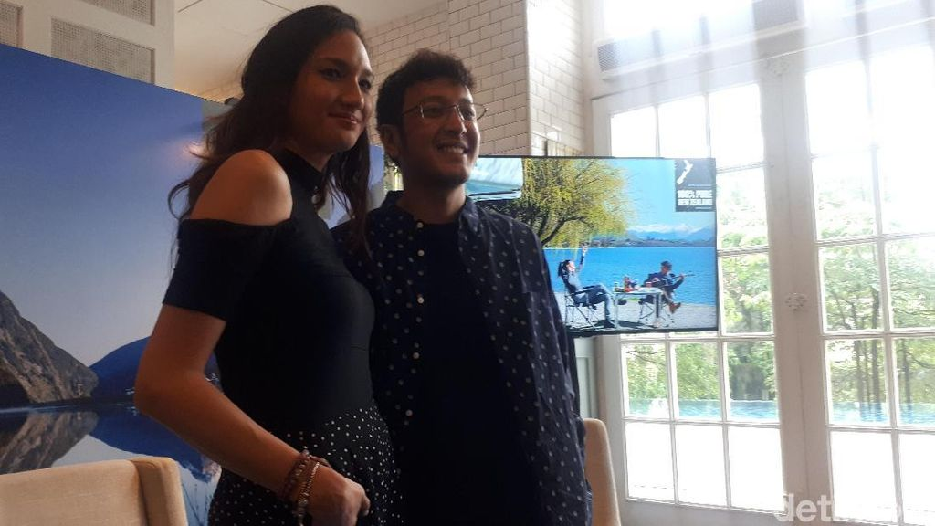 Cerita Bulan Madu ala Dimas Anggara & Nadine di Selandia Baru