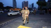 Banyak PNS Pulang Cepat, Anies Mundurkan Jadwal Bus Jemputan