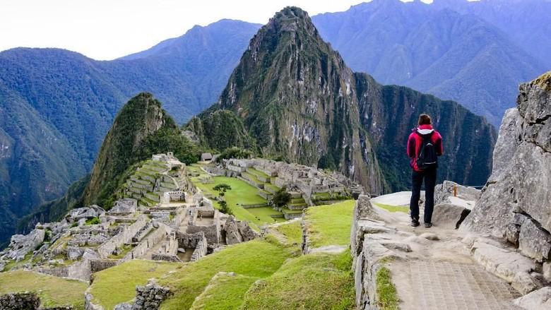 Machu Picchu di Peru (iStock)
