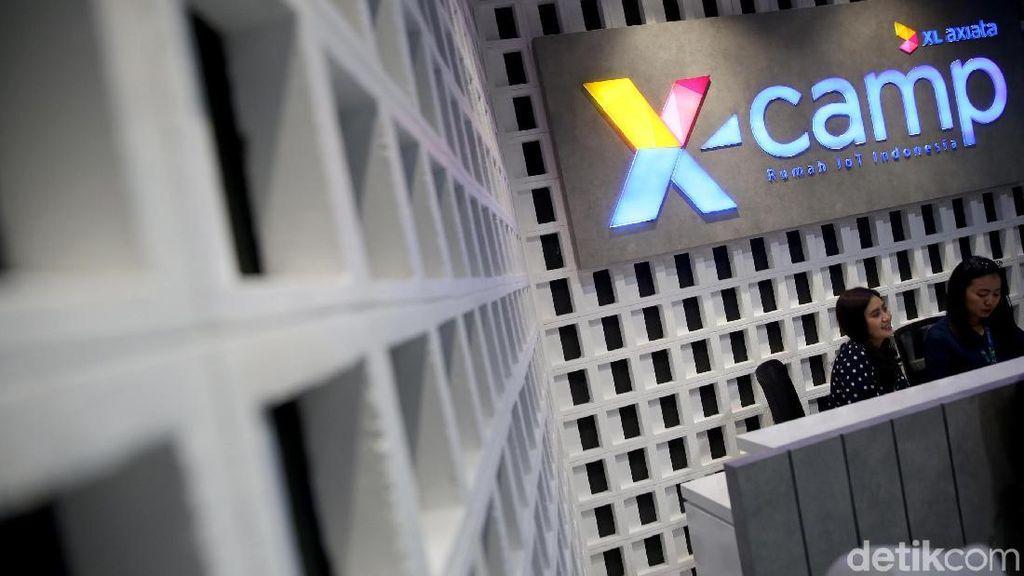 Mengintip X-Camp Rumah IoT Indonesia