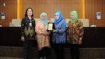 MelaniLeimena Berharap Wakil Rakyat Perempuan Semakin Banyak