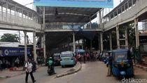 Pemprov DKI Minta KAI Beri Akses Skybridge ke Stasiun Tanah Abang