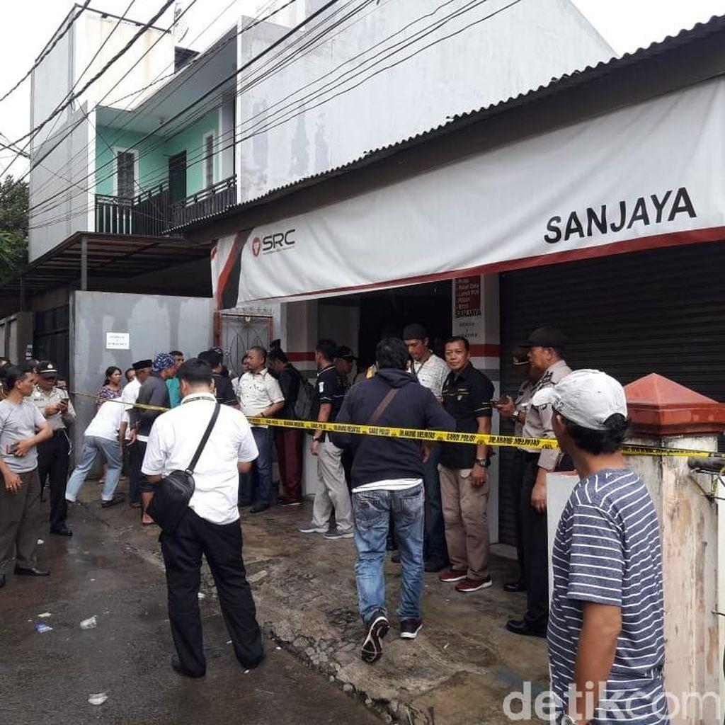 HS Terduga Pembunuh Satu Keluarga Ditangkap di Kaki Gunung Guntur