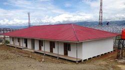 458 Hunian Sementara Sudah Dibangun untuk Korban Gempa Sulteng